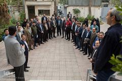 بازدید مدیران روابط عمومی دانشگاههای علمی کاربردی از ایکنا