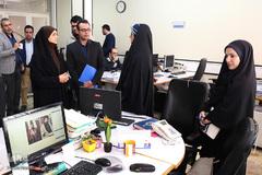 بازدید مدیر آموزش پیشدبستانی وزارت آموزش و پرورش از سازمان قرآنی دانشگاهیان کشور
