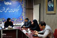 بازدید معاون وزیر آموزش و پرورش از سازمان قرآنی دانشگاهیان کشور