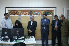 بازدید معاون قرآن و عترت وزیر ارشاد از سازمان قرآنی دانشگاهیان کشور