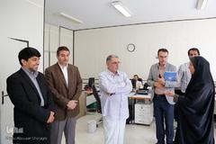 بازدید رئیس اسبق سازمان حج و زیارت از ایکنا