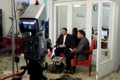 حال و هوای تحریریه ایکنا در روز خبرنگار