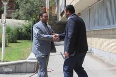 بازدید مدیر کل آموزش و پرورش و رئیس اداره قرآنی اوقاف از ایکنای مرکزی
