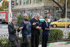 اجتماع مهدویون در تبریز