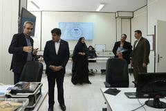 بازدید مشاور وزیر علوم از ایکنا