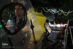 نیمه شعبان در خیابانهای مشهد