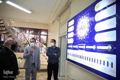 بازدید استاد مسعود نجابتی از ایکنا