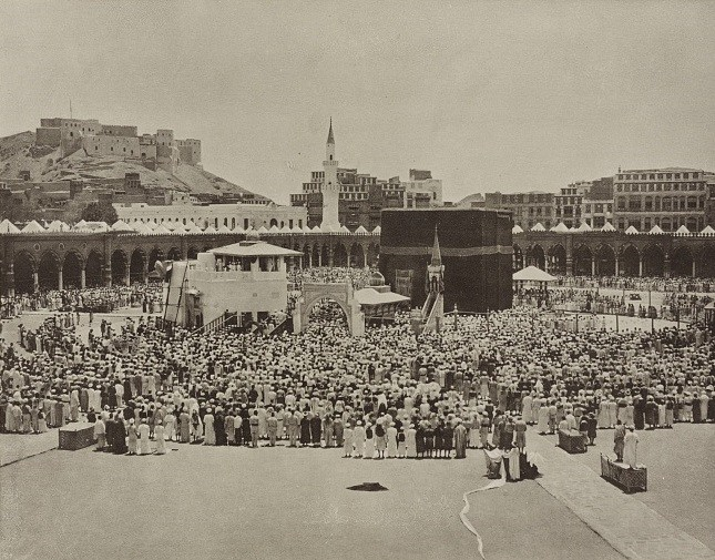 Hadj 1889+photos