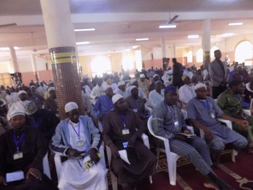 200 Imams-prédicateurs formés au Burkina