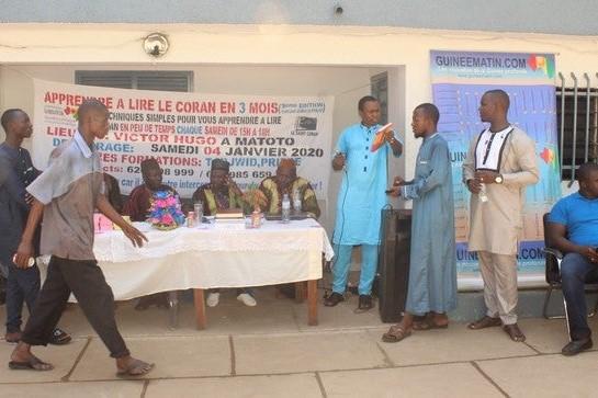 Guinea: octava edición de los cursos de aprendizaje del Corán