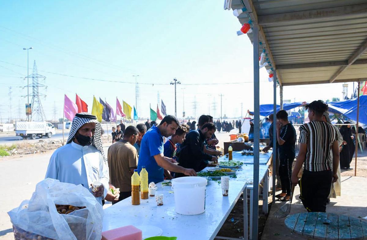 Aniversario de la desaparición del Profeta (Pbd): los visitantes acuden en masa a Nayaf