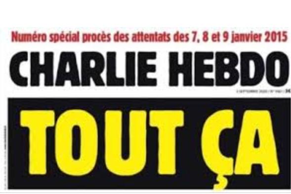 Charlie Hebdo Republie Les Caricatures Du Prophete Mahomet