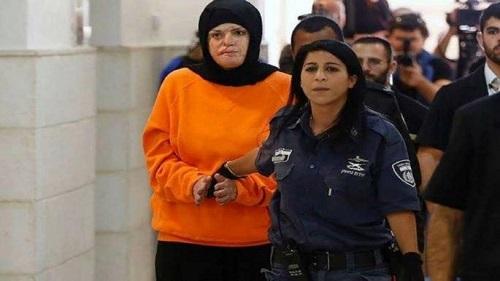 Palestine occupée : l'histoire d'une détenue brûlée qu'Israël tue à petit feu