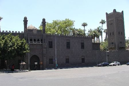 Meseum Istana dengan Sejumlah al-Quran Tulisan Tangan di Kairo