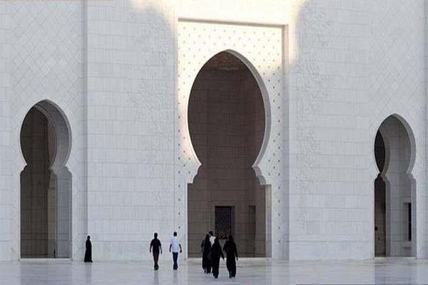 Moschea Sheikh Zayed ad Abu Dhabi - Emirati Arabi Uniti