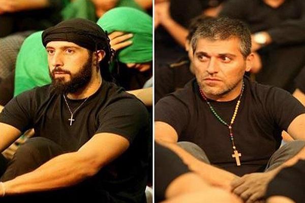"""""""Cristianos libaneses se suman al luto Hussainí durante el día de 'Ashura"""""""
