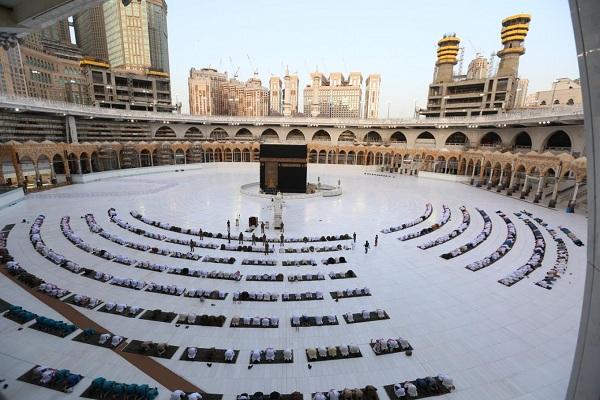 Hajj 2021: pellegrinaggio sospeso per musulmani residenti fuori dall'Arabia Saudita per secondo ...