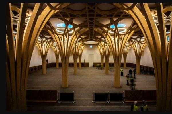 Gran Bretaña: la mezquita de Cambridge gana el premio RIBA para 2021