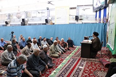 Ramadan Quranikong Session sa Damascus