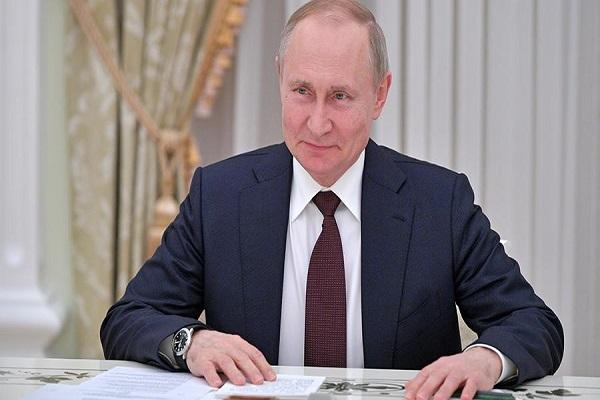 Поздравление Владимира Путина российским мусульманам с Ураза-байрам