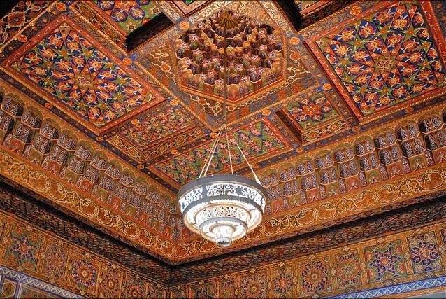 Tashkent، Jumba la Makumbusho la Sanaa za Upambaji