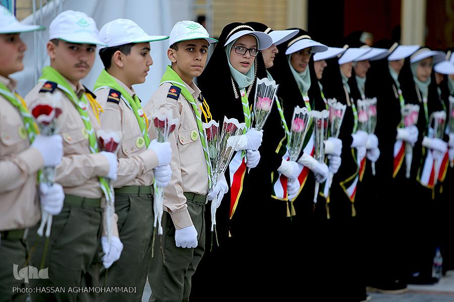 İran'daki Kur'an Yarışmaları'ndan kareler