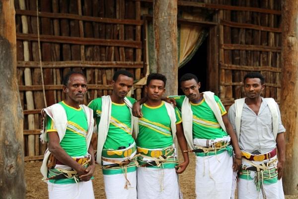 Etiyopya'da Müslümanların buluşma noktası Tur-u Sina Camii