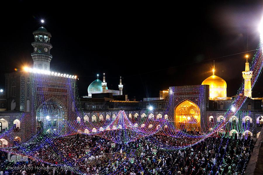 Hz. İmam Rıza'nın (a.s) kutlu doğum günü kutlamaları