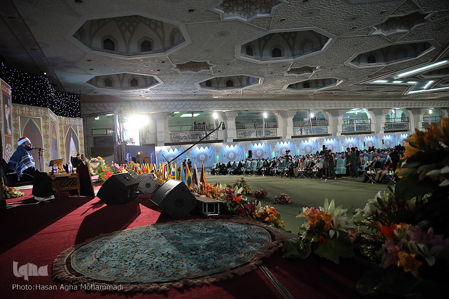 بین الاقوامی قرآنی مقابلوں کا چوتھا دن
