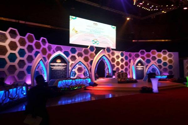 ملایشیاء بین الاقوامی قرآنی مقابلوں کا آغاز+تصاویر